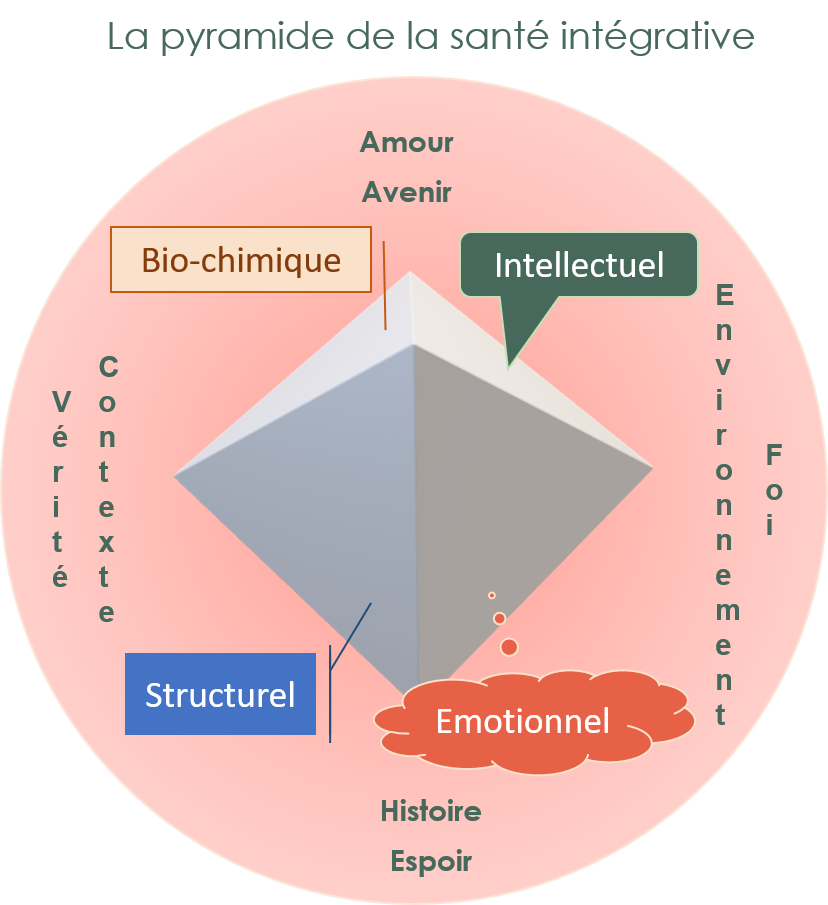 Kinésiolgie - Pyramide de la santé - CatalyOse
